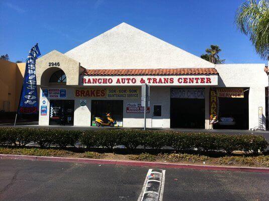 Smog station rancho auto service el cajon ca for Rancho motors used cars